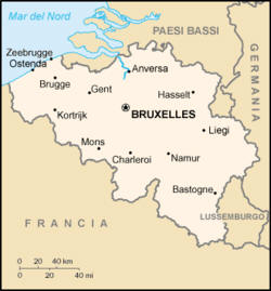 Bruxelles e Bruges 2007