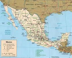 Messico centrale 2008