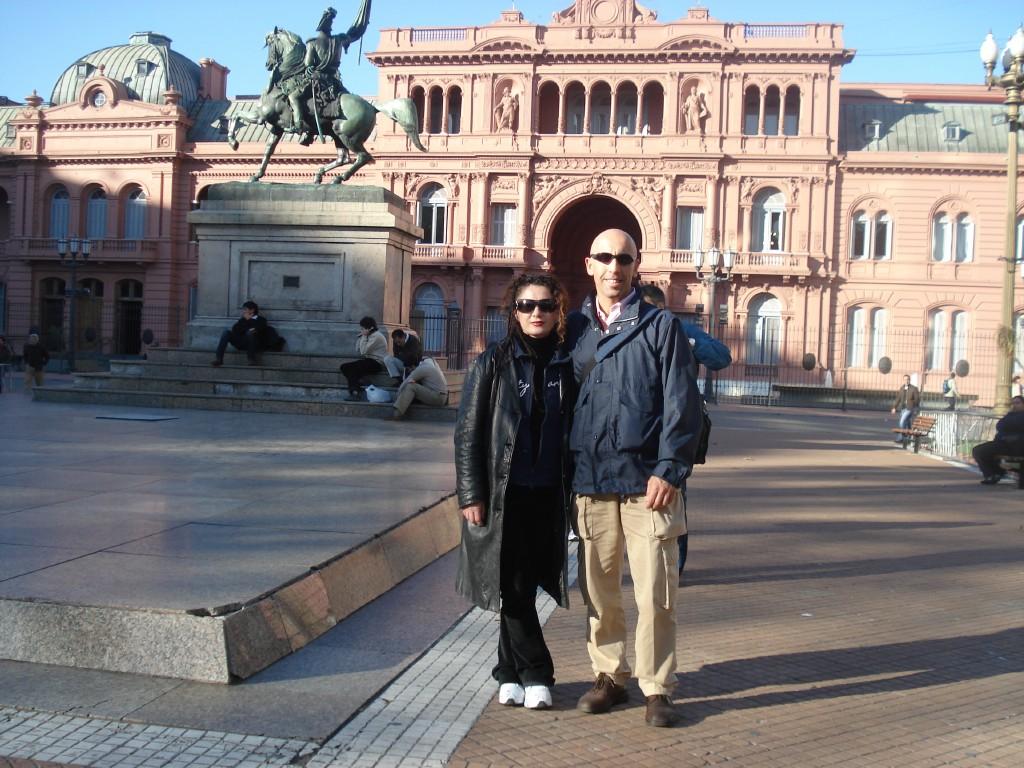 Plaza di Mayo