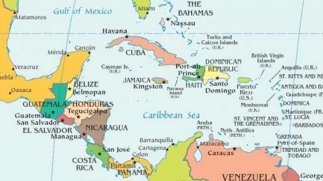 Messico, America centrale e Cuba 2009/2010
