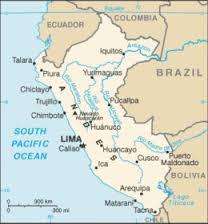 Perù Bolivia e Argentina 2005