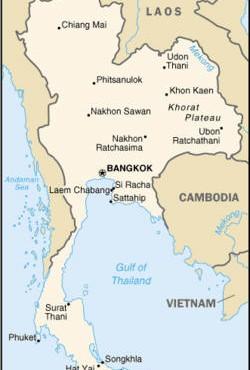 Thailandia 2008