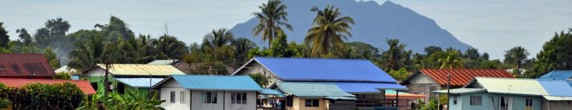 Sarawak, Borneo malese 2013