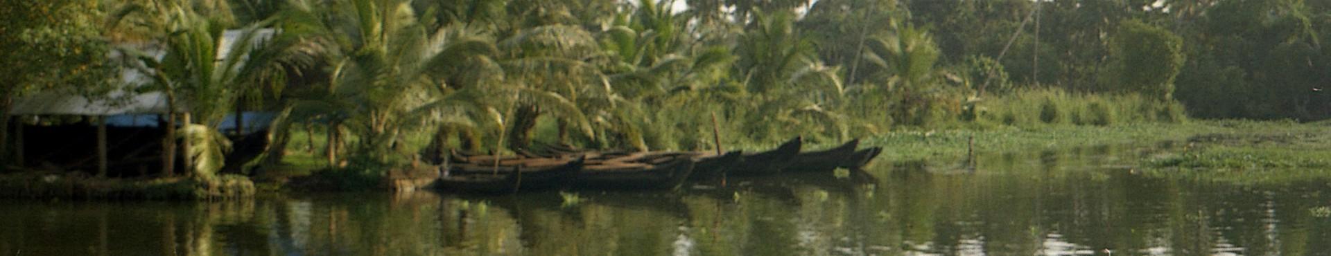 Kerala 2003 – Passaggio in India